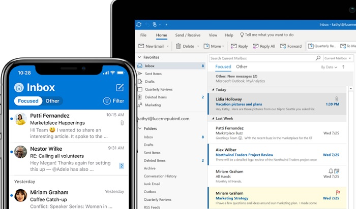 Outlook Won't Open on Windows 10 and Mac